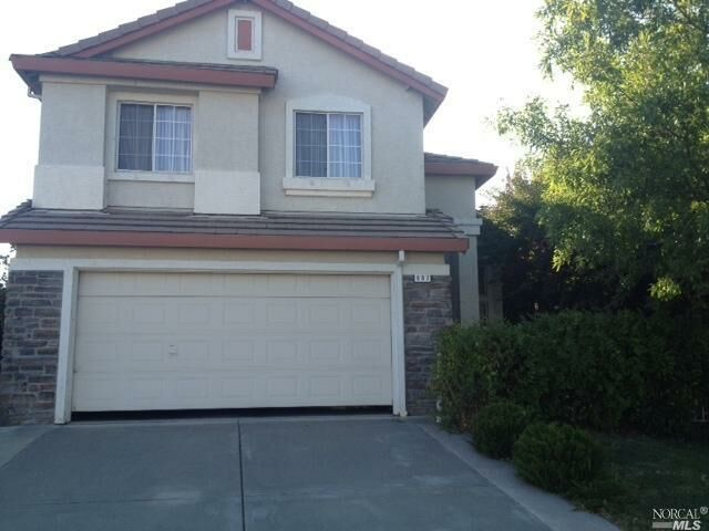 Vacaville Area Single Family Home   Coldwell Banker Kappel Gateway Realty |  Northern Solano County Real Estate