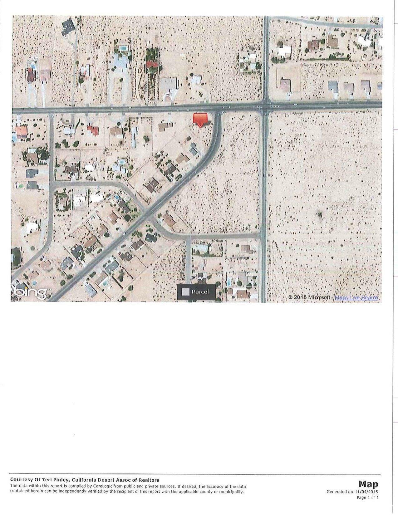 0 Larrea And Two Mile Road Avenue, 29 Palms, CA - USA (photo 2)