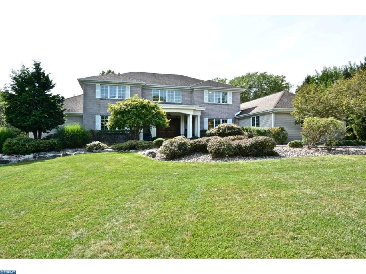 6 Harbourton Ridge Dr, Pennington, NJ - USA (photo 1)