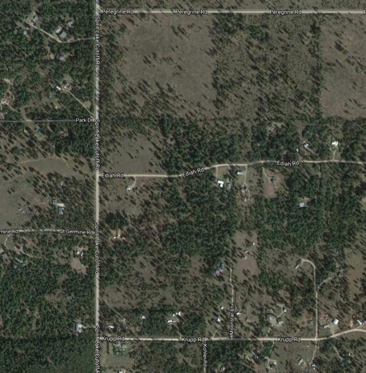 Nna Lot 1 Ediah Road, Spirit Lake, ID - USA (photo 2)