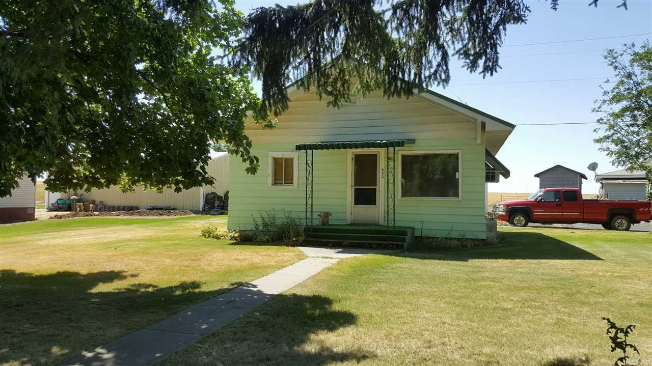 602 Se Trinity Ave, Wilbur, WA - USA (photo 1)