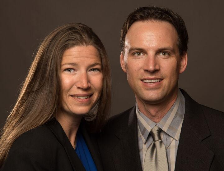 Nate and Heather Chesbro