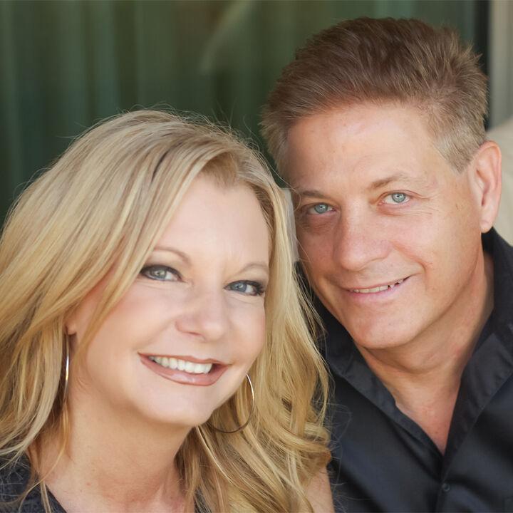 Jeanette and John Zimmer