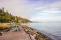 Rockaway beach waterfront- bainbridge island