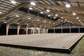 Indoor riding arena