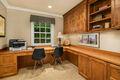 Built-in Desk Area