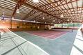Sport court, garage and shop