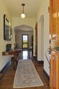 Entrance/living room/media room